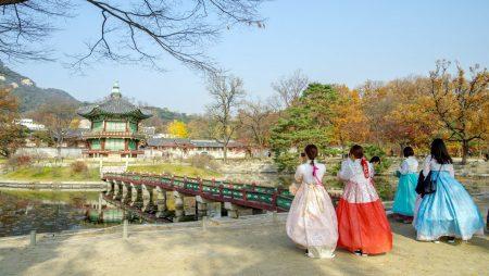 Mơ đi du lịch ở Hàn Quốc và những con số may mắn liên quan