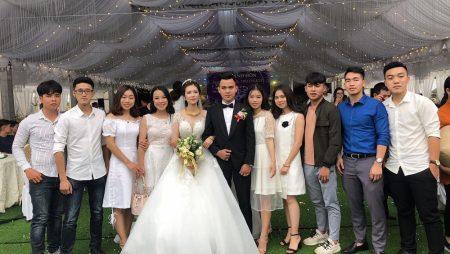 Mơ thấy đám cưới và những con số may mắn