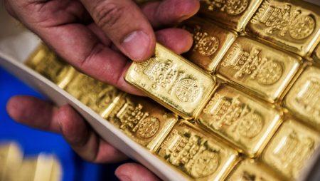 Mơ thấy nhặt được vàng lựa chọn cặp số may mắn nào?